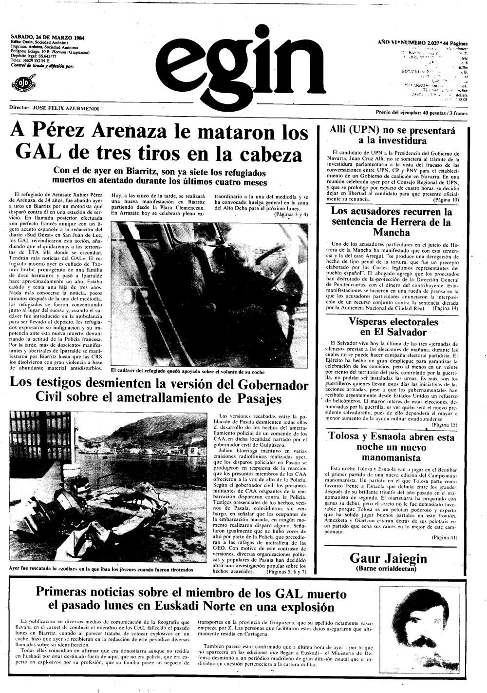 Perez Arenaza