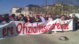 Deiadar manifestazioa Baionan