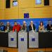 catherine_greze_berdeak_eko_europarlamentaria_franois_alfonsi_berdeak_oriol_junqueras_erc_martxelo_otamendi_auzipetua_raul_romeva_icv_izaskun_bilbao_eaj_eta_ramon_tremosa_ciu_europako_legebiltzarrean_2010_02_10