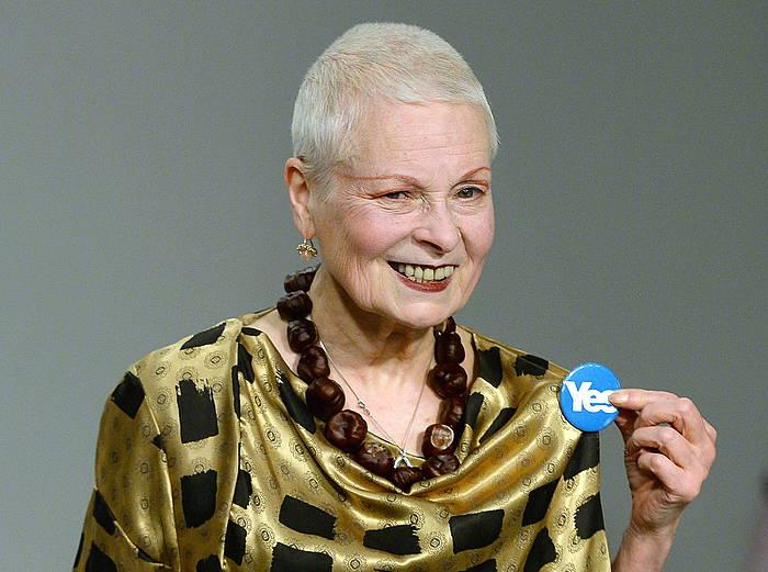 Vivienne Westwood, independentista