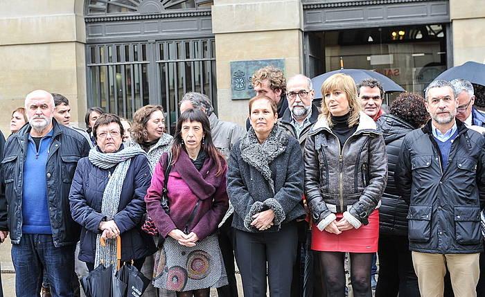 Nafarroako Gobernuaren elkarretaratzea