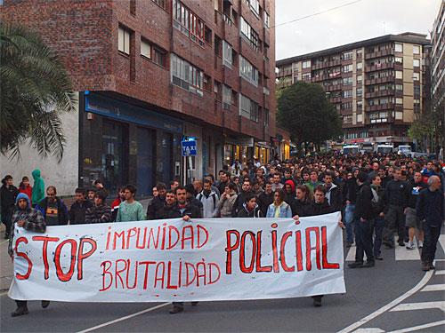 Algortako manifestazioa