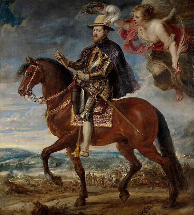Espainiako errege Felipe IIa. ©/ BERRIA