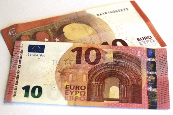 10 euroko billete berria ©EFE