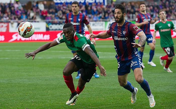Eibar-Athletic derbia, Ipuruan./ ©Raul Bogajo,  Argazki Press