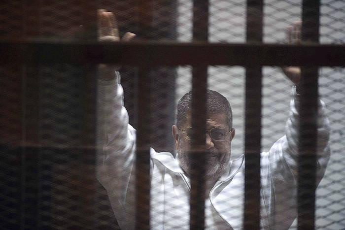 Mohamed Mursi Egiptoko presidente ohia./ ©FOUAD ALGANOUSI / ALMASRI ALYOUM, EFE