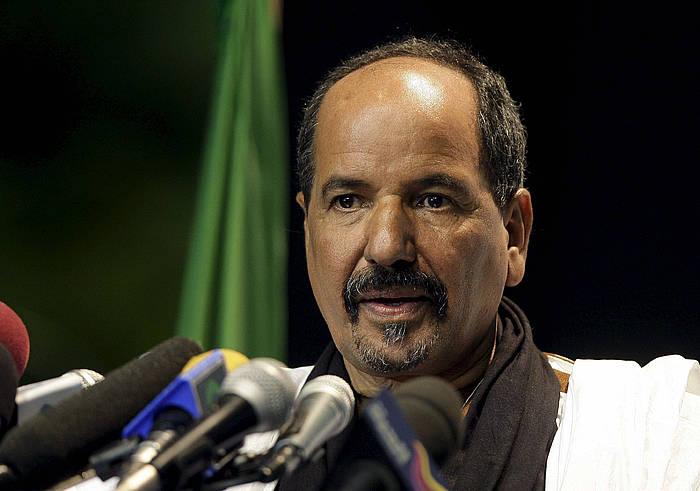 Mohamed Abdelaziz SEAD Saharako Errepublika Arabiar Demokratikoko presidentea./ ©MOHAMED MESSARA, EFE