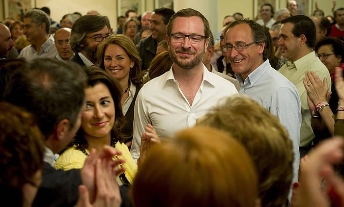 Javier de Andres, Arabako ahaldun nagusia. / ©Juanan Ruiz, Argazki Press