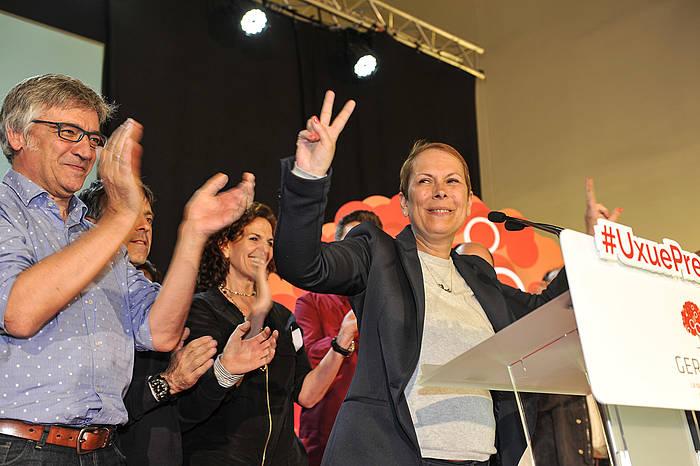 Yolanda Barcina, orain arteko presidentea. / ©Idoia Zabaleta, Argazki Press