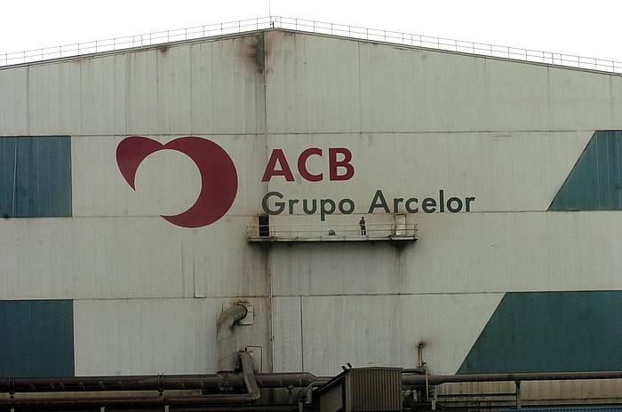 Arcelorrek Sestaon duen lantegia. / ©Luis Jauregialtzo, Argazki Press