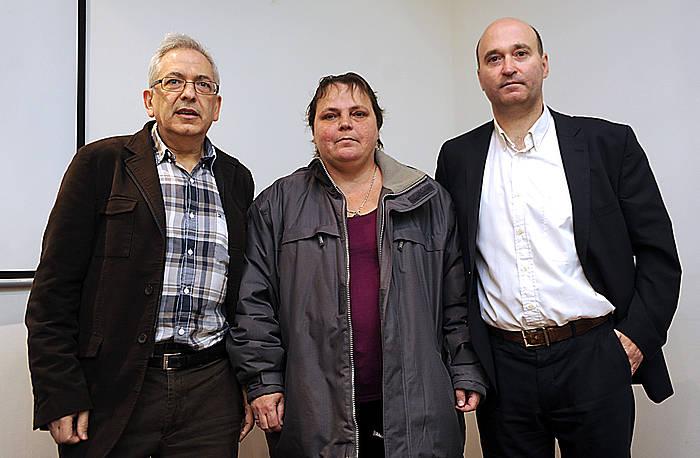 Maria Atxabalen kasua aztertu du, besteak beste, NBEk. ©Marisol Ramirez / Argazki Press