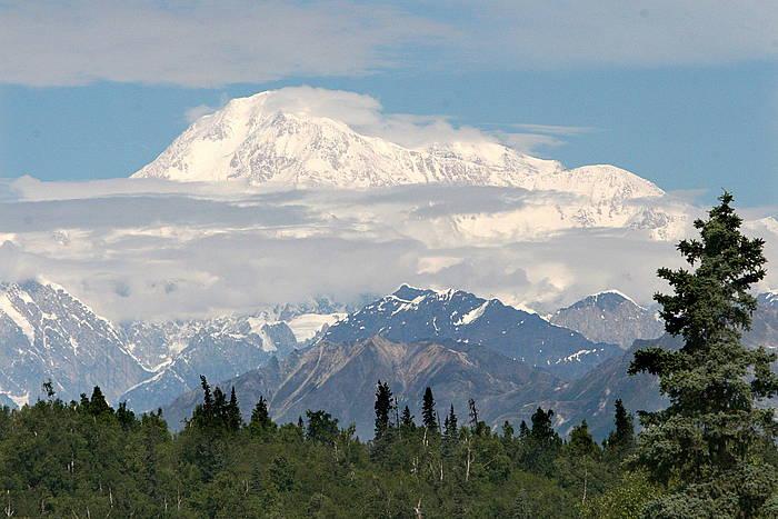 Denali mendia, Alaskan. / ©Gary Kemper, Efe