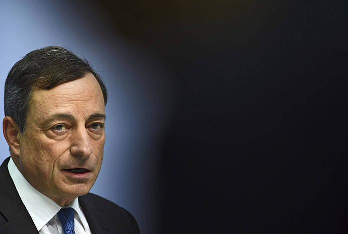 Mario Draghi. / ©ARNE DEDERT, EFE