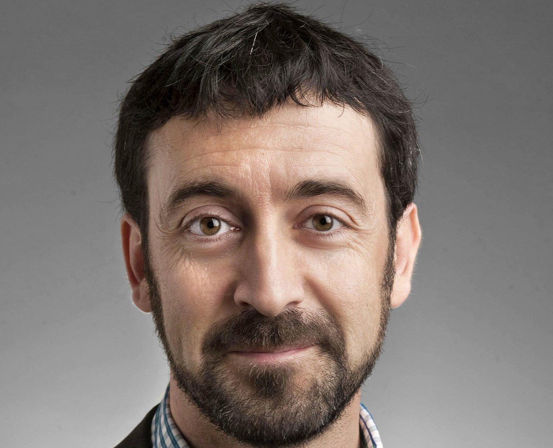 Alvaro Baraibar. ©/ Nafarroako Gobernua