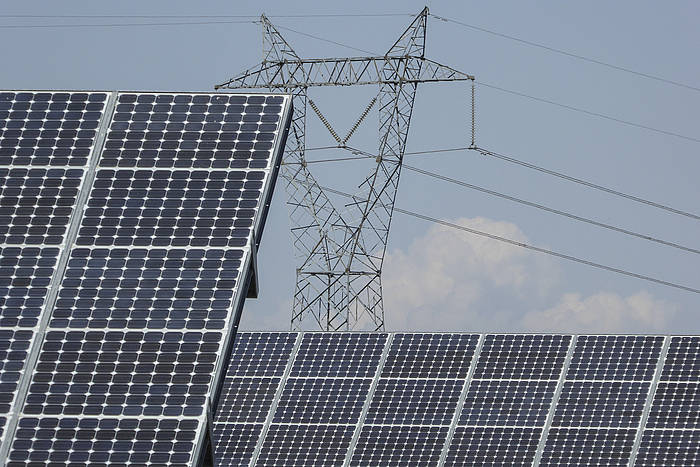 Plaka fotovoltaikoak Tuteran. ©Jagoba Manterola / Argazki Press