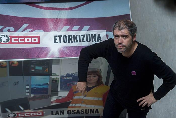 Unai Sordo./ ©Luis Jauregialtzo, Argazki Press