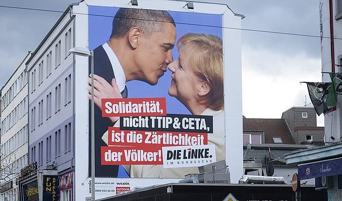Filtrazioek agerian utzi dute TTIPen negoziazioan industriak duen itzala
