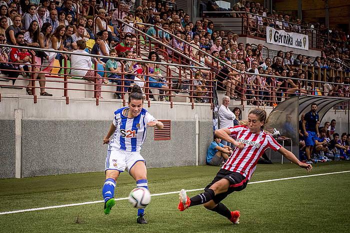 Bosgarrenez irabazi du Ahtleticek Euskal Herriko kopa. ©Jaizki Fontaneda / Argazki Press