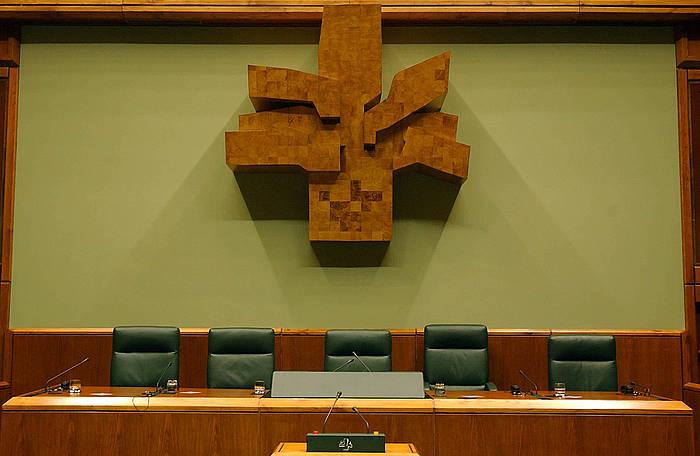 Lehen aldiz sartuko da Legebiltzarrean Elkarrekin Podemos. ©Raul Bogajo / Argazki Press