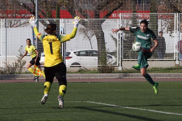 Athleticek arnasa hartu du Vallecasen
