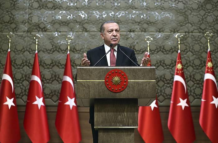 Recep Tayyip Erdogan. ©EFE