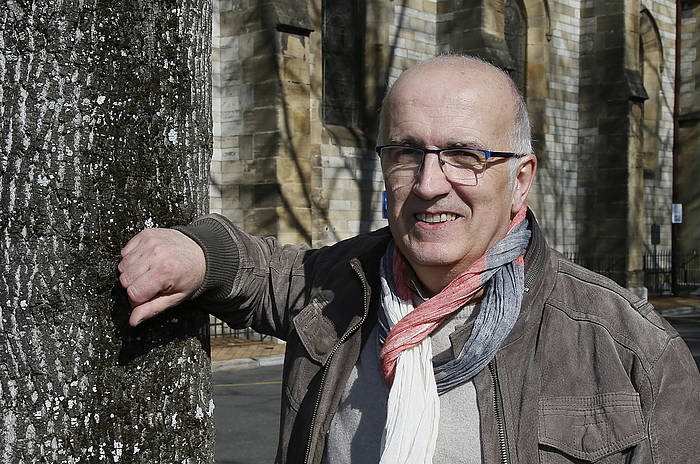 Beñat Arrabit, Euskal Elkargoko hizkuntza politikarako lehendakariordea.
