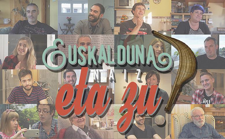 'Euskalduna naiz eta zu?' saioak identitate estereotipoen inguruko hautsak harrotu ditu