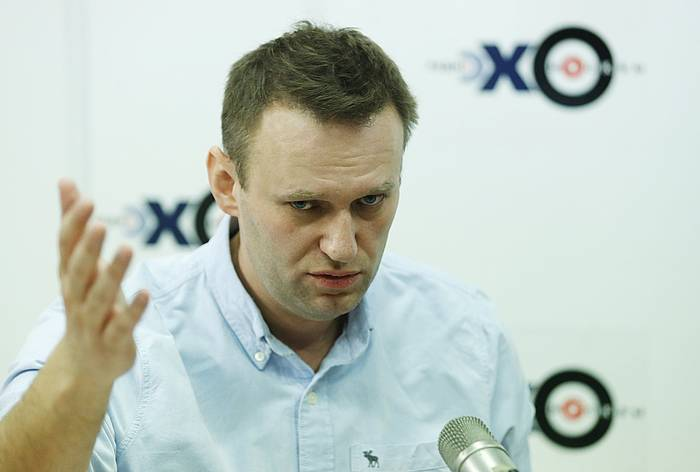Alexei Navalni artxiboko irudi batean. / ©SERGEI ILNITSKY, Efe