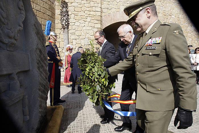 Juan Jose Imbroda Melillako presidentea, artxiboko irudi batean. / ©F.G. Guerreo, EFE