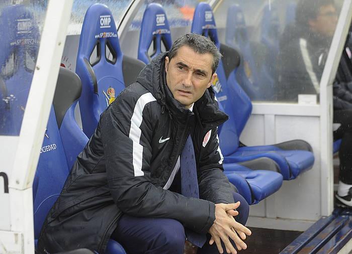 Ernesto Valverde. ©Gorka Rubio / Argazki Press