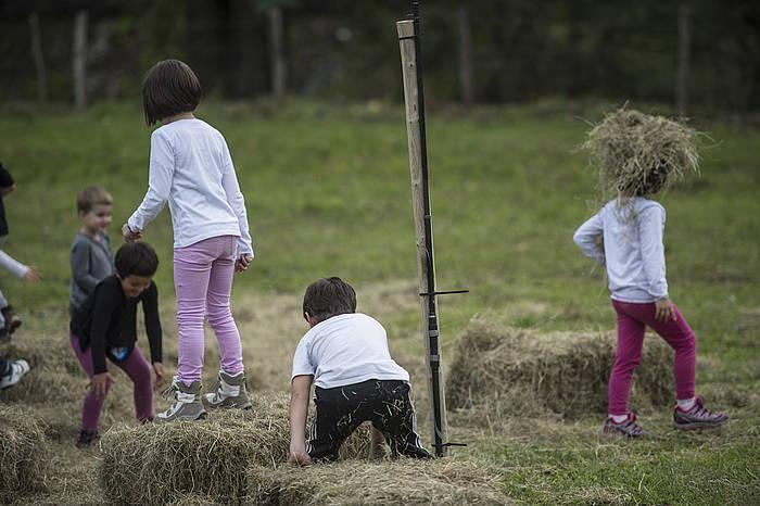 Haurrak jolasean. ©Jagoba Manterola / Argazki Press