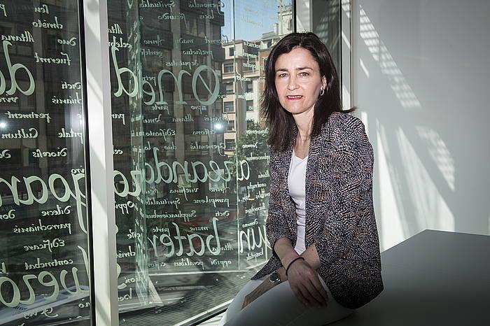 Miren Dobaran. ©Marisol Ramirez, Argazki Press
