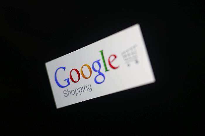 Europak Google zigortu du shopping zerbitzuari legez kanpoko abantaila emateagatik. ©Ritchie B. Tongo / EFE