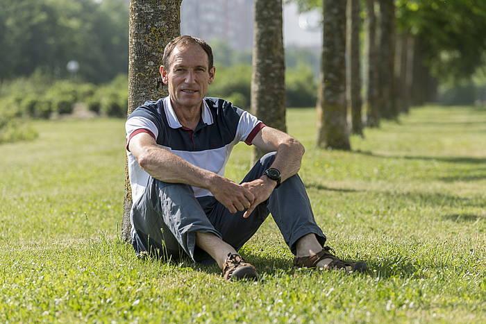 Alberto Zerain mendizalea. / ©Juanan Ruiz, Argazki Press