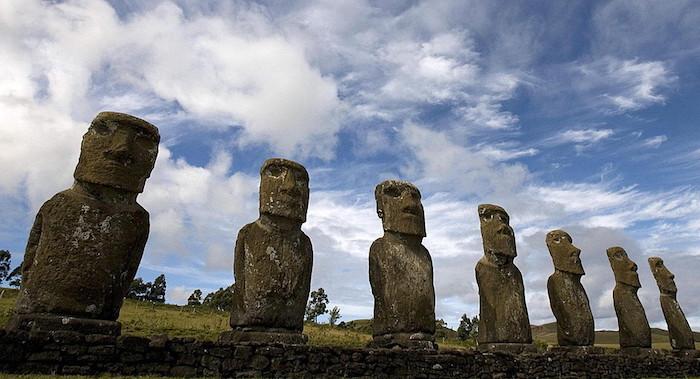 Rapanuien ekozidioa, zalantzan