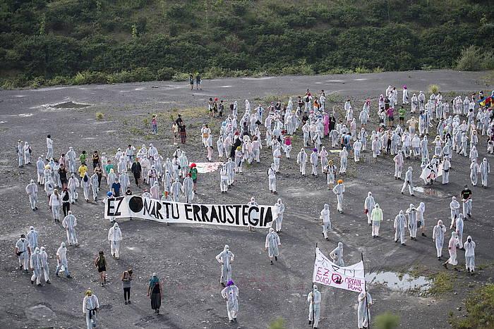 Zubietako plantaren aurkako martxa egingo dute gaur, Donostian