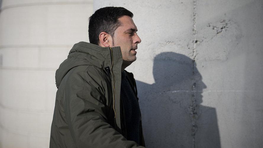 Zortzi urte eta hiru hilabeteko kartzela zigorra Mikel Goñiri