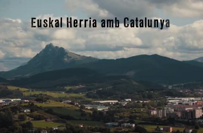 Kataluniaren aldeko mezuak ugaritzen ari dira nazioartean