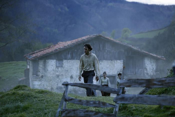 'Handia' filmeko aktore nagusiak, aurkezpeneko argazki saioan. ©Jon Urbe / Argazki Press