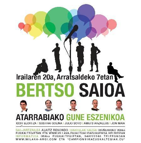 BERTSO SAIOA