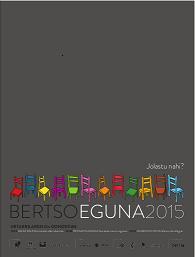 BERTSO EGUNA 2015