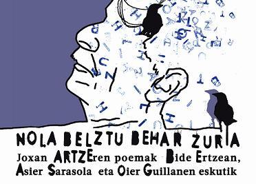'NOLA BELZTU BEHAR ZURIA'