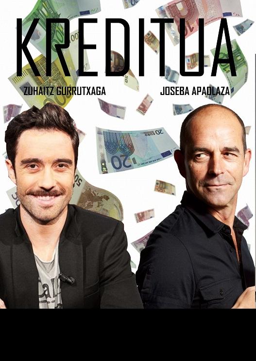 'KREDITUA' Tanttaka Teatroa. Getxoko XXXIII. Antzerki Jardunaldia
