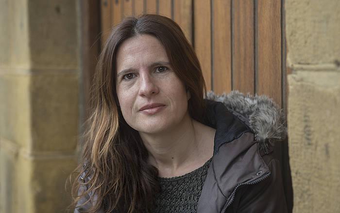 Sexologoa da Kizkitza Arozena. ©Andoni Canellada / Argazki Press