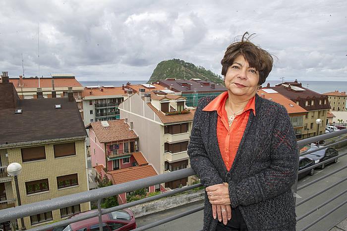 Yolanda Rojas Venezuelako Kontsula./ ©Gorka Rubio, Argazki Press