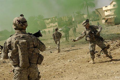 Irakeko okupazioaren ondorena