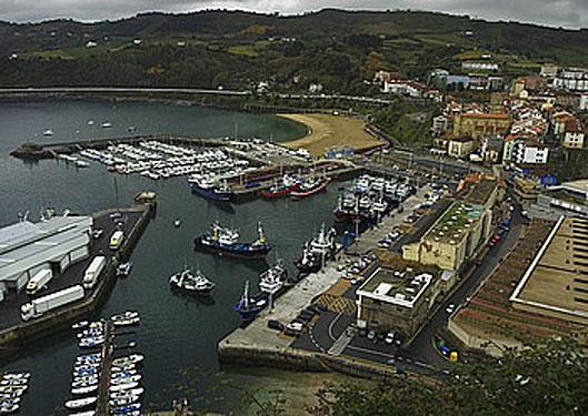 Euskal Herriko portuak