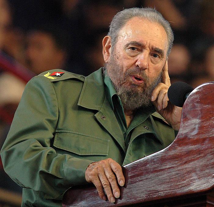 Fidel Castroren heriotza