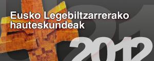 Eusko Legebiltzarrerako hauteskundeak eta inbestidura, 2012