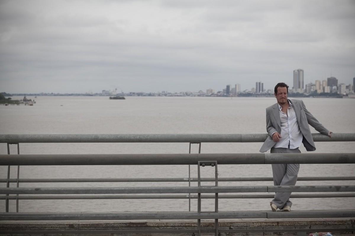 Sebastian Corderoren <em>Pescador</em> filmaren fotograma bat. / Z / BERRIA